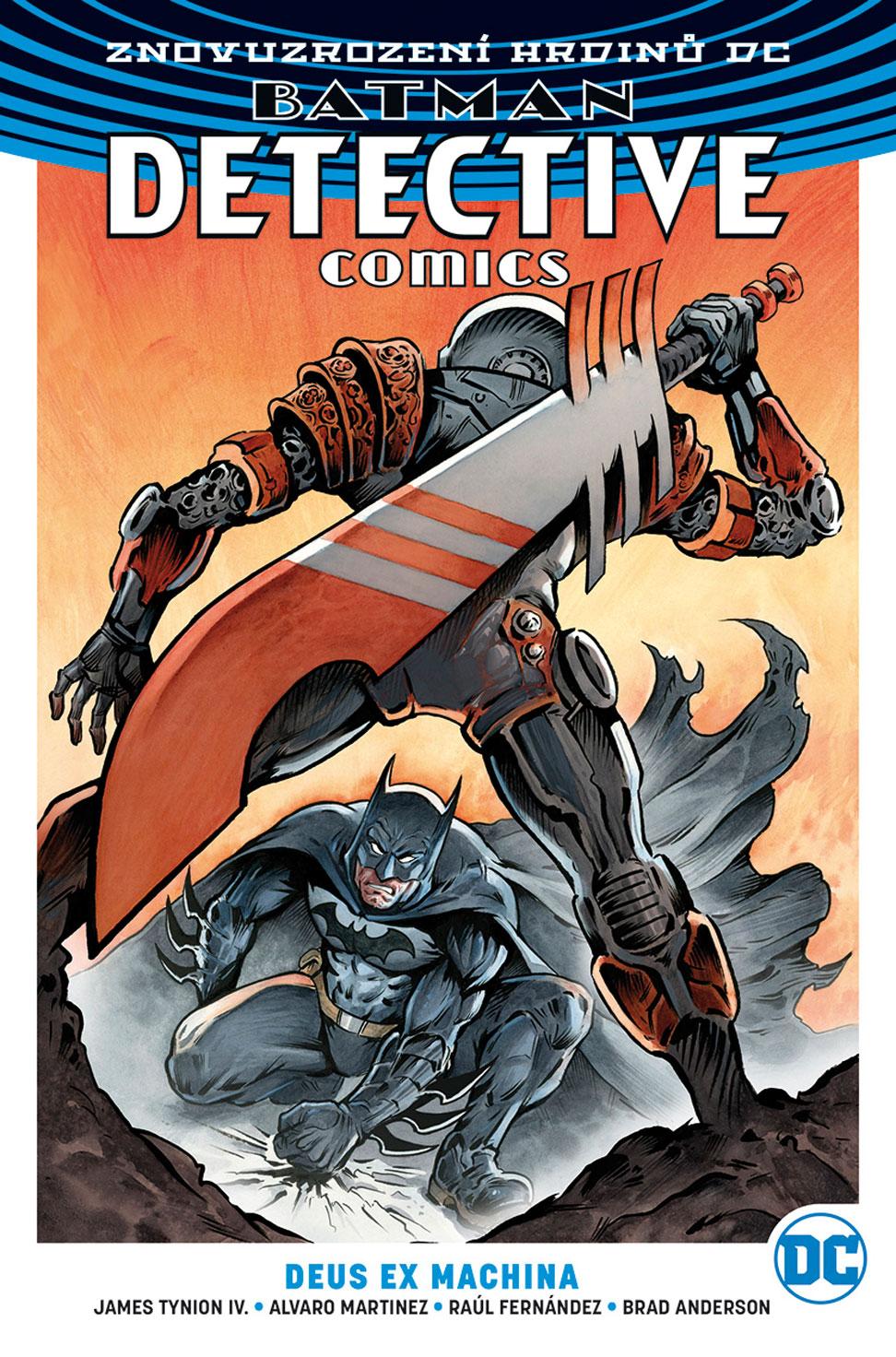 Batman Detective Comics 4