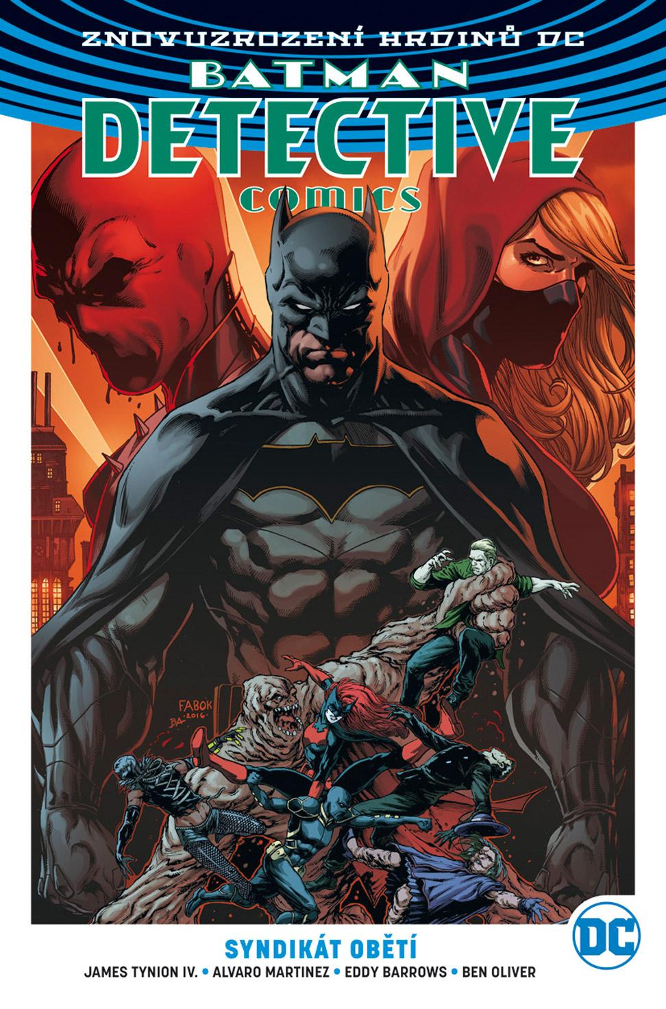 Batman: Detective Comics 2