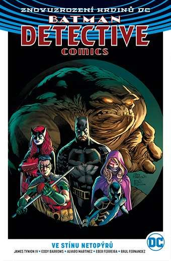 BATMAN: DETECTIVE COMICS 1