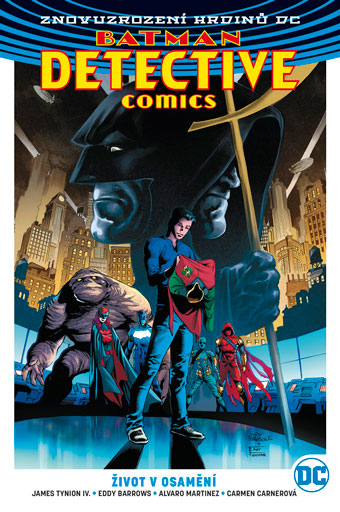 Batman Detective Comics 5